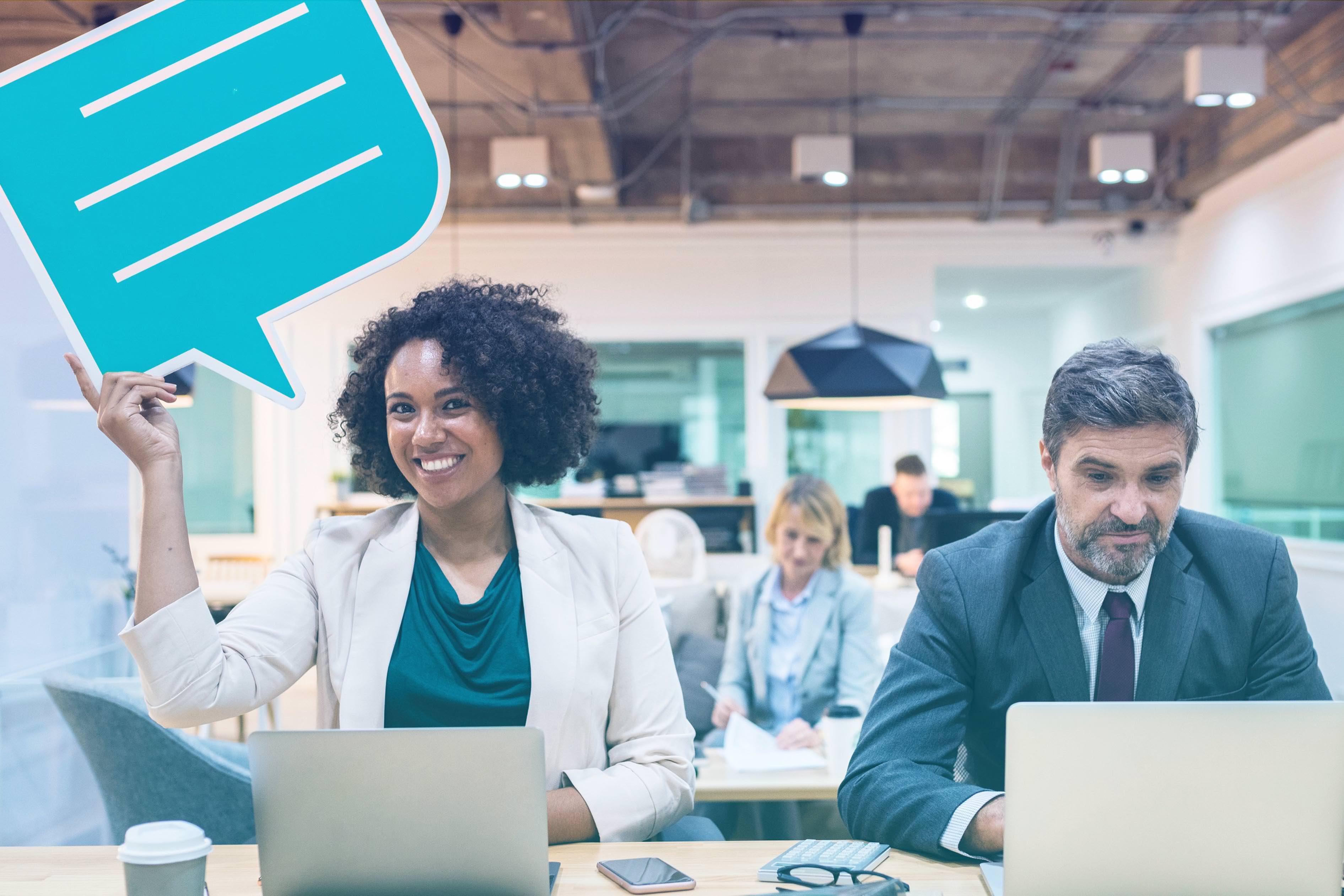 Reichweitenverbesserung mit Employee Advocacy
