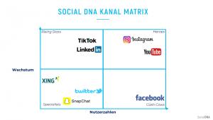 Social DNA Kanal Matrix