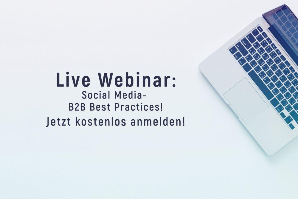 Social Media B2B Best Practice Cases