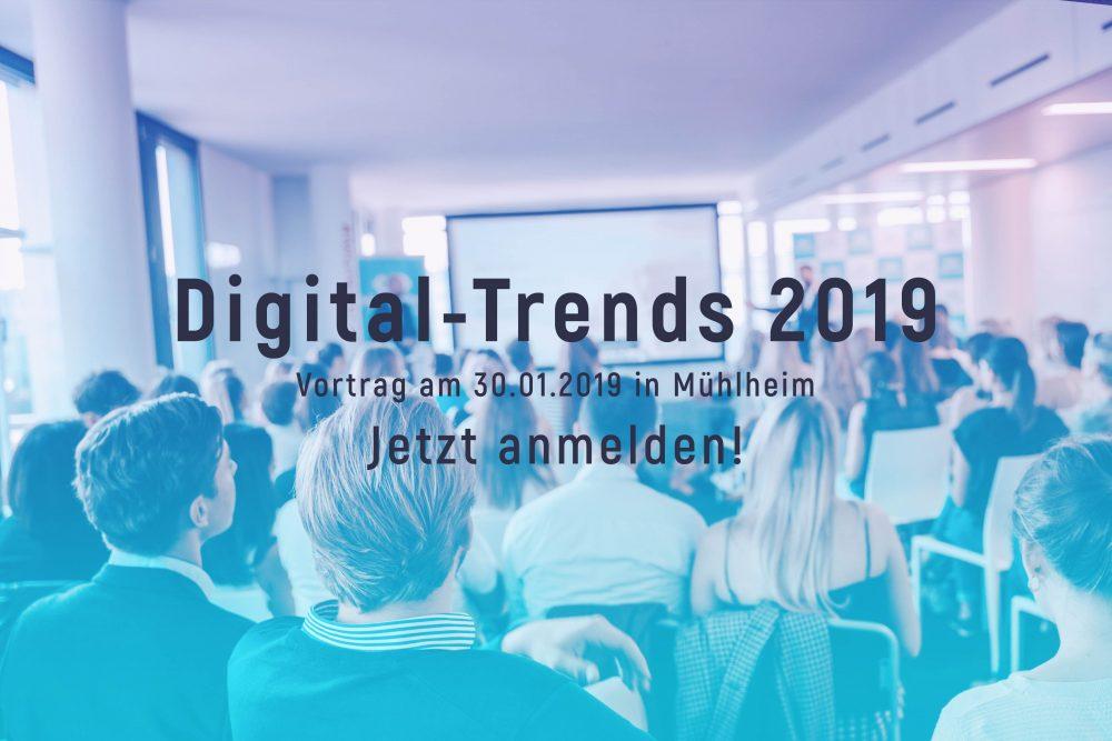 Social DNA Vortrag Digital Trends 2019 BIEG