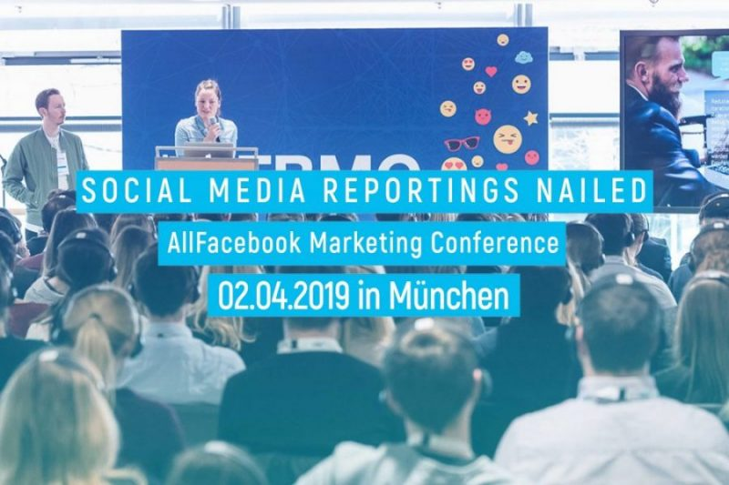 Social DNA Vortrag Social Media Reportings Nailed - Allfacebook