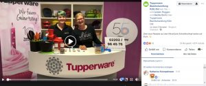 Tupperware Live Teleshopping