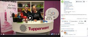 Tupperware Live Teleshopping