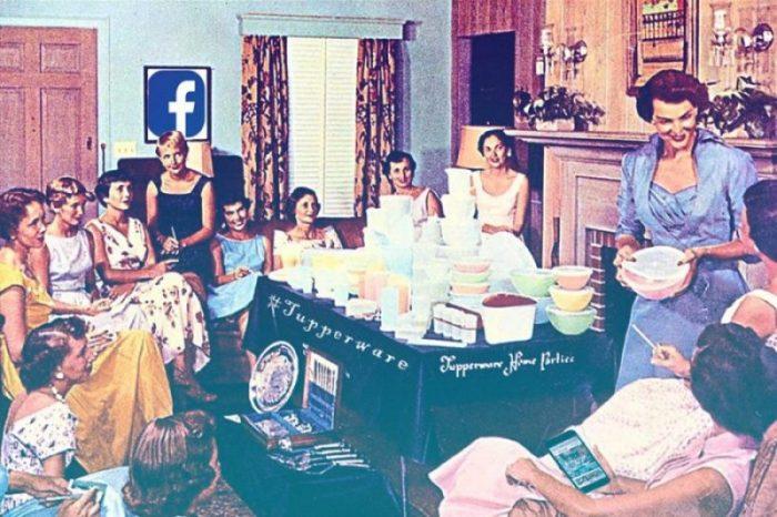 Die Tupperware Social DNA