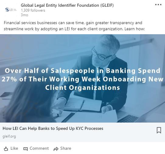 LinkedIn Sponsored Content