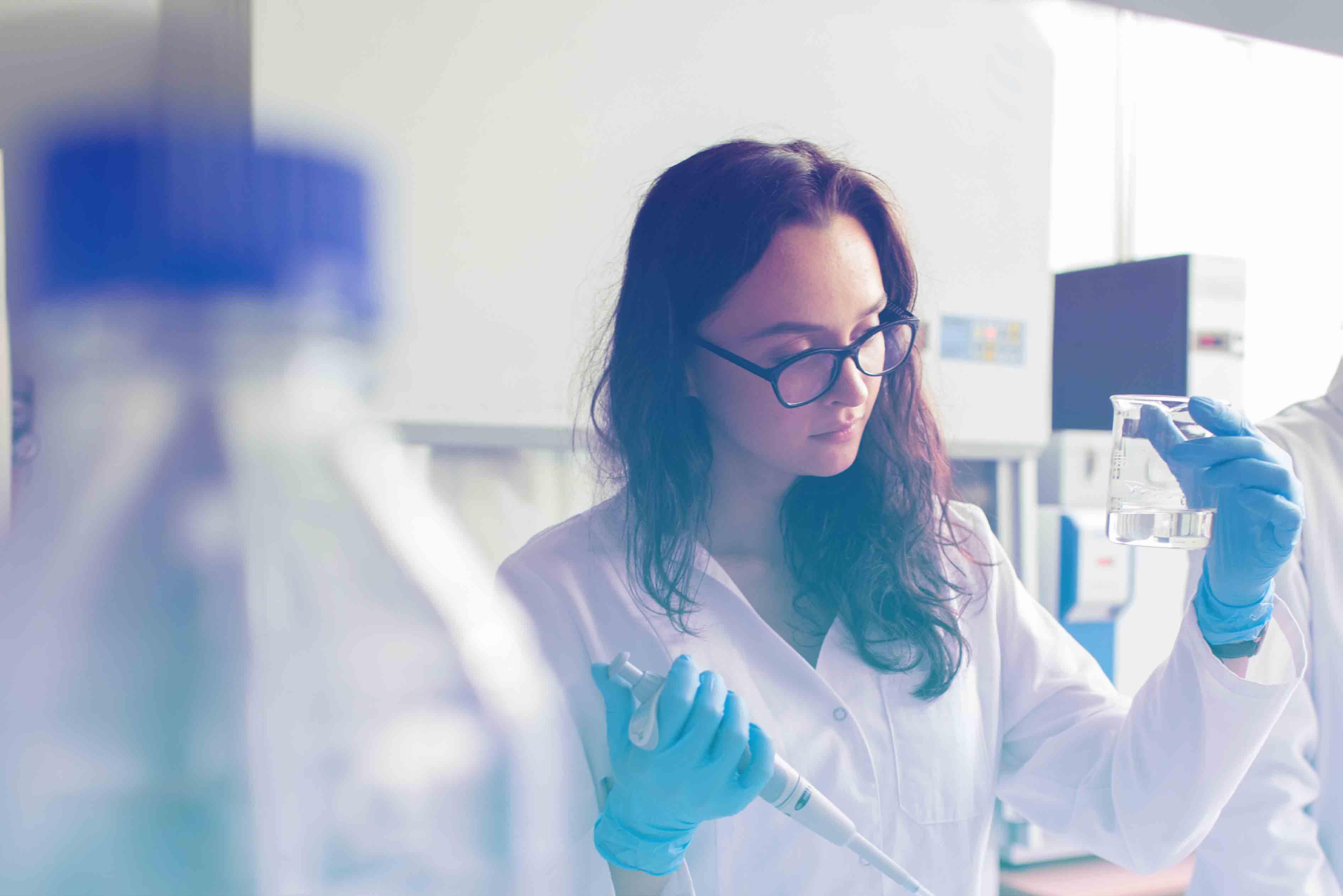 Laborflaschen-Fans? Wie DWK Life Sciences spezifische Zielgruppen auf Social Media erreicht hat