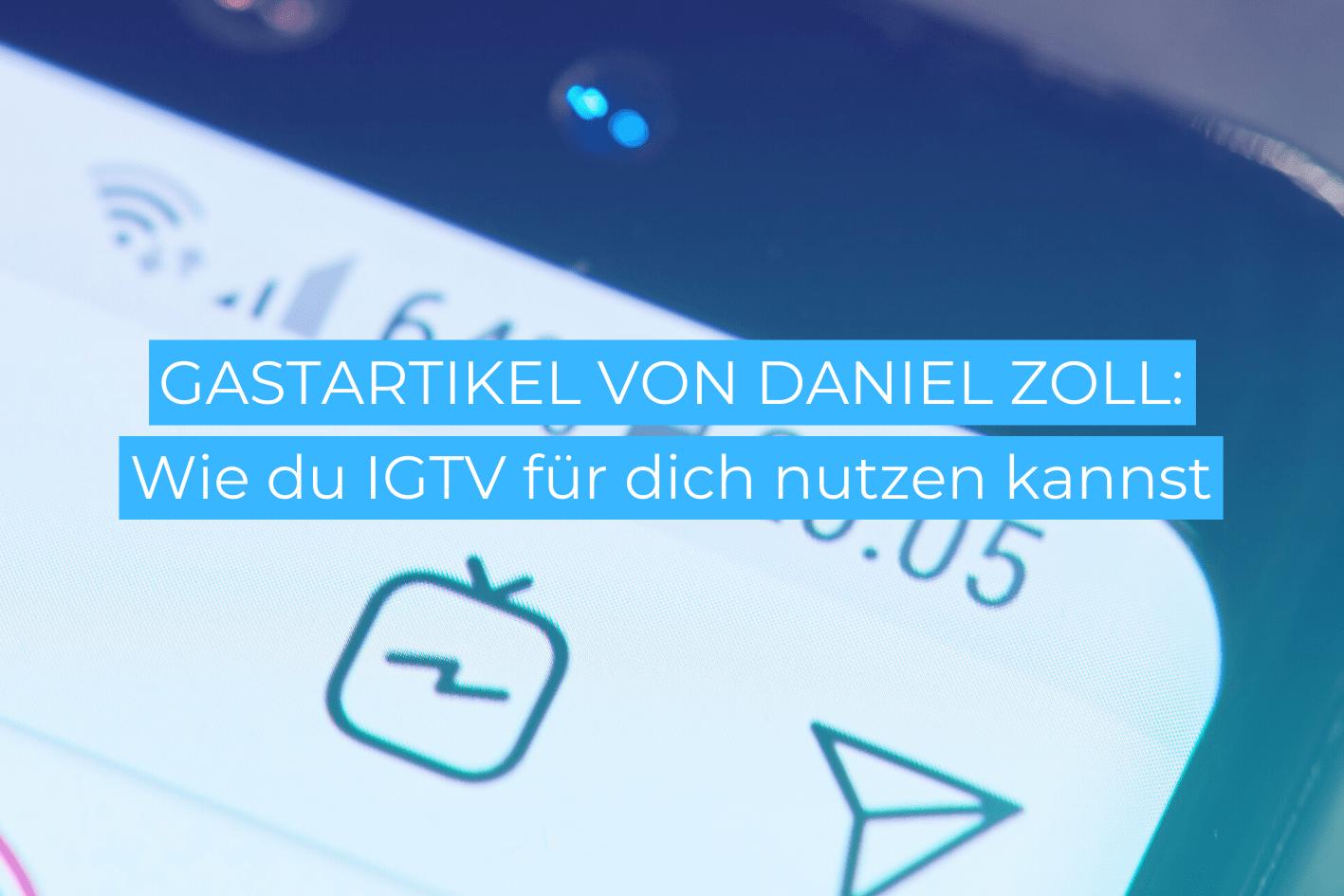 IGTV Icon Smartphone