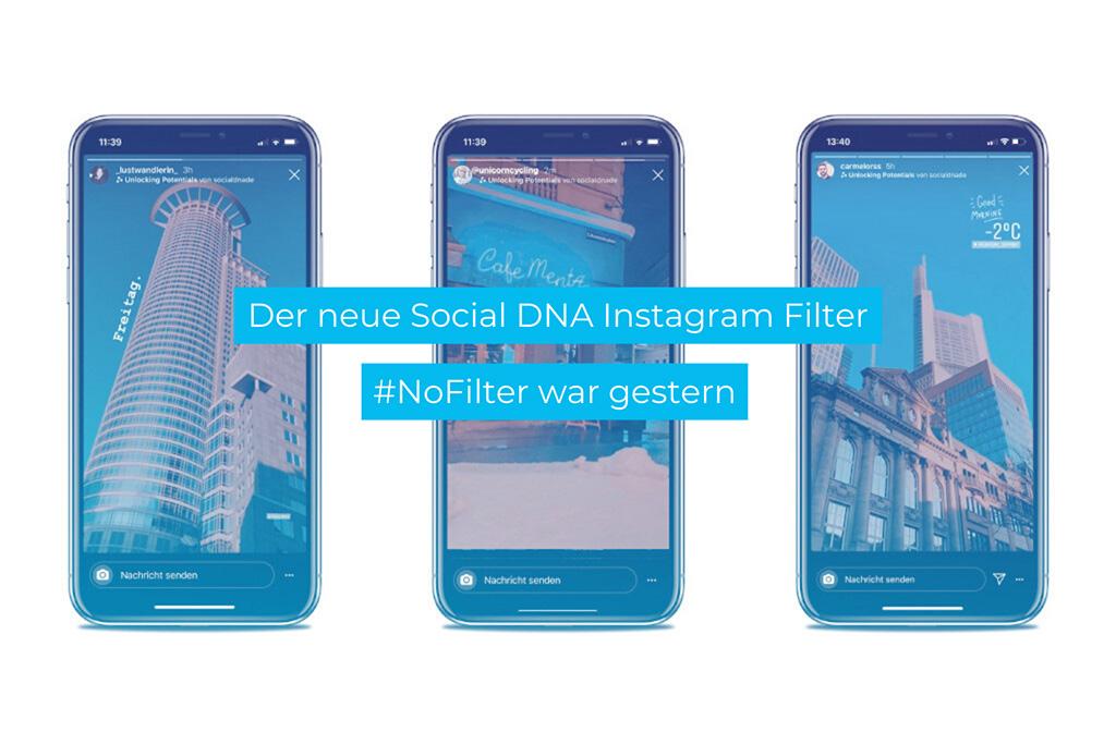 Unlocking Potentials Instagram Filter Social DNA