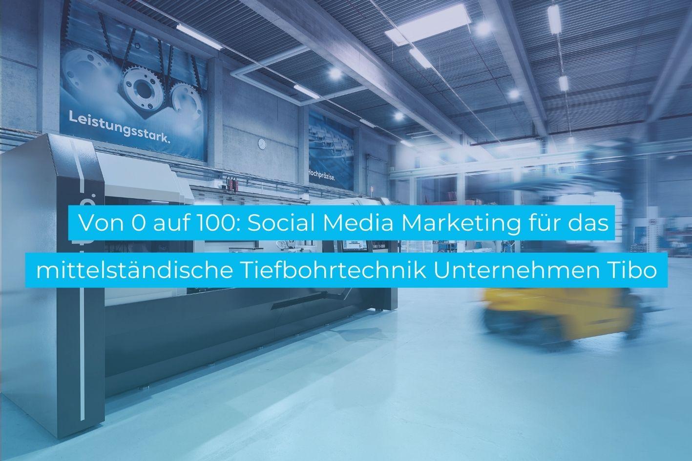 Social Media Marketing Tibo